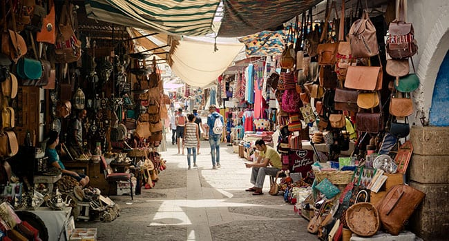 The bizarre and wonderful world of bazaars