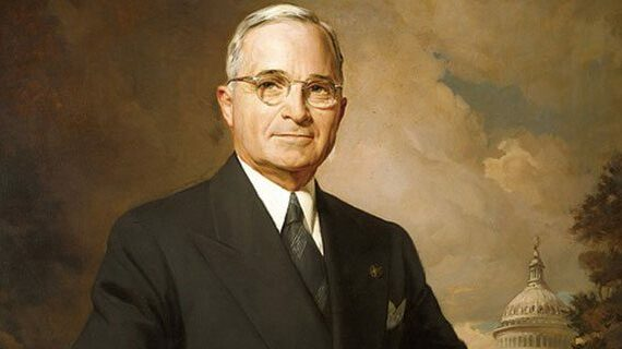 Harry Truman completely unprepared for his accidental presidency
