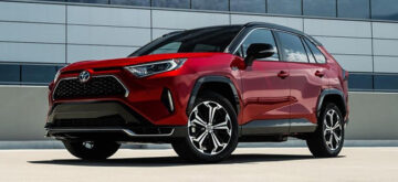 RAV4 Hybrid offers plenty for 2021