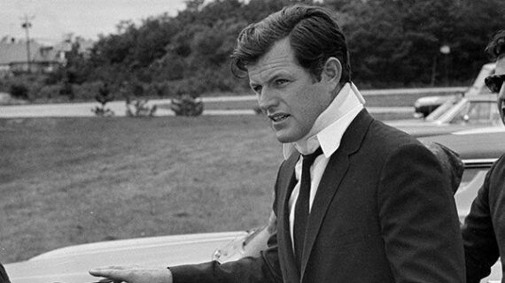 Did Chappaquiddick kill Kennedy's White House ambitions?