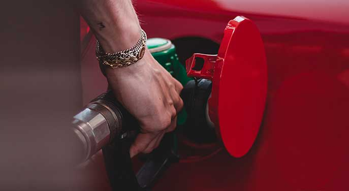 Ontario gas prices hit seven-year high